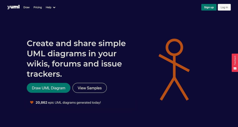 free uml diagram tool online